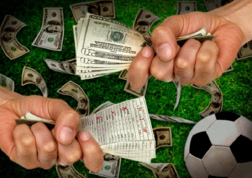 how to make money being a sports bookie